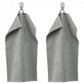 ГЭРЕН Полотенце,классический серый
