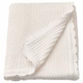 ГУЛСПАРВ Одеяло детское, белый, 70x90 см