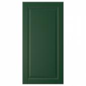 БУДБИН Дверь, темно-зеленый, 40x80 см