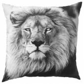 УРСКОГ Подушка,лев,серый