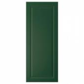 БУДБИН Дверь, темно-зеленый, 40x100 см