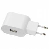 КОПЛА Зарядное устройство/1 USB-порт,белый