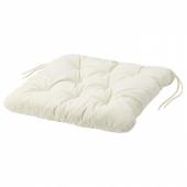 КУДДАРНА Подушка на садовый стул, бежевый, 44x44 см