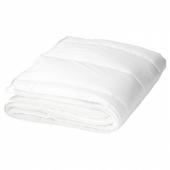 ЛЕН Одеяло в детскую кроватку, белый, 110x125 см