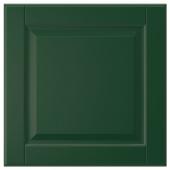 БУДБИН Дверь, темно-зеленый, 40x40 см