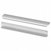 БИЛЬСБРУ Ручка, цвет нержавеющей стали, 320 мм