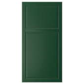 БУДБИН Дверь, темно-зеленый, 60x120 см