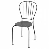 ЛЭККЭ Садовый стул,серый