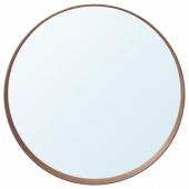 СТОКГОЛЬМ Зеркало, шпон грецкого ореха, 60 см